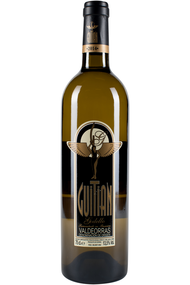 Guitian Godello Barrica