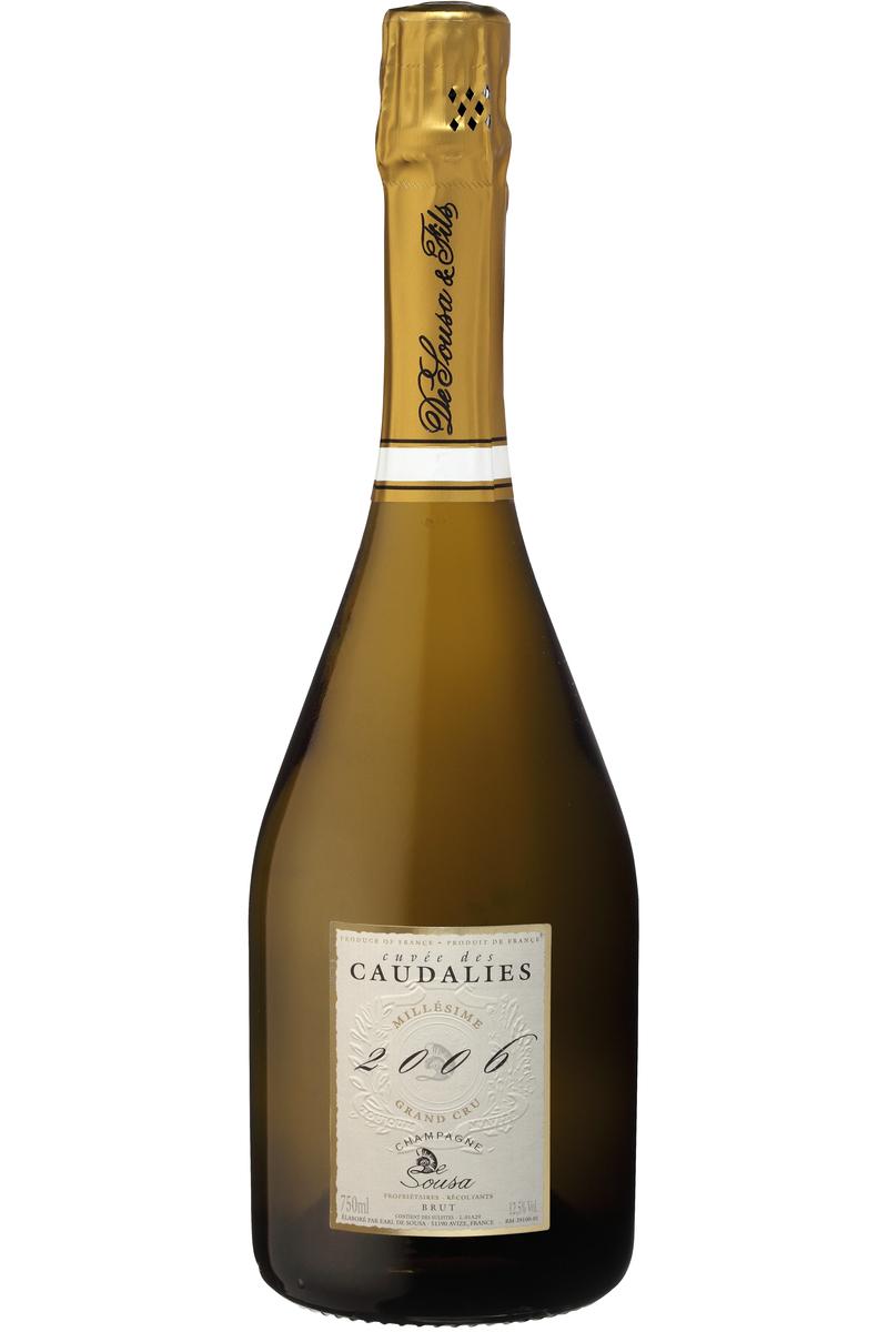 Champagne de Sousa Cuvee des Caudalies
