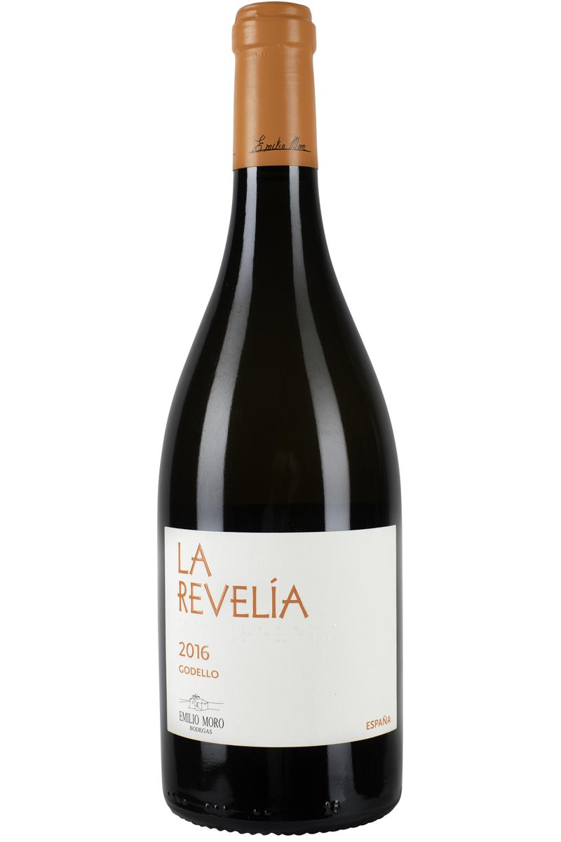 Emilio Moro La Revelia Godello