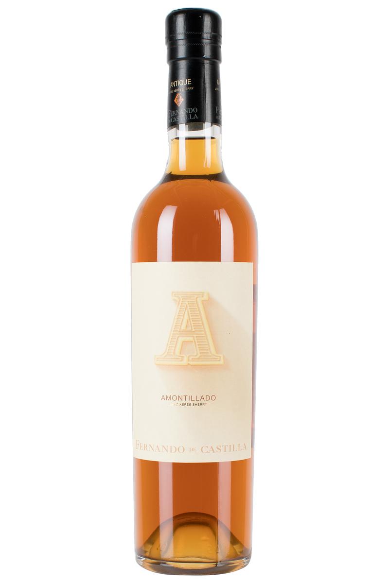 Fernando Castilla Amontillado Antique 19% 50cl
