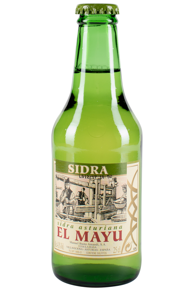 Cider El Mayu