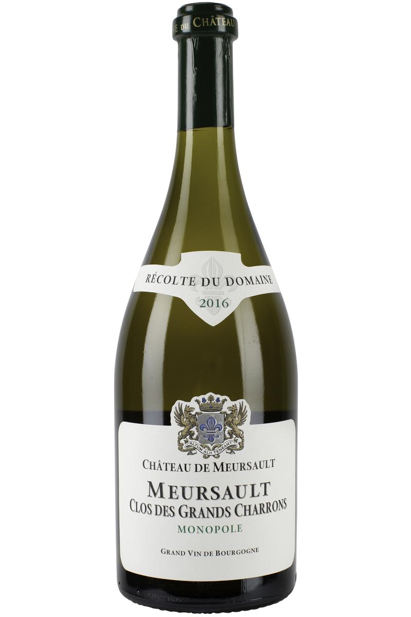 Meursault Clos Des Grands Charrons