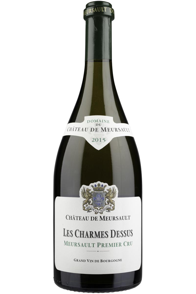 Meursault Les Charmes Dessus Premier Cru