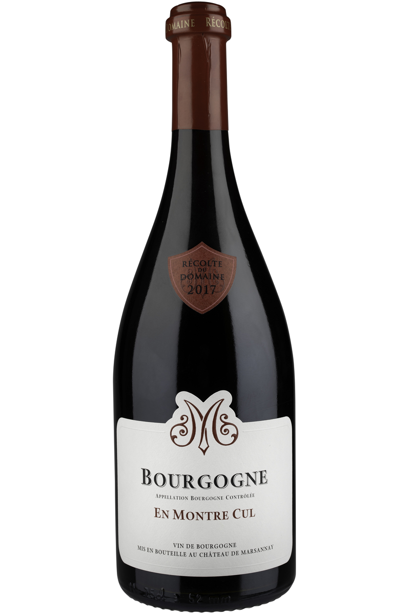 Bourgogne En Montre Cul