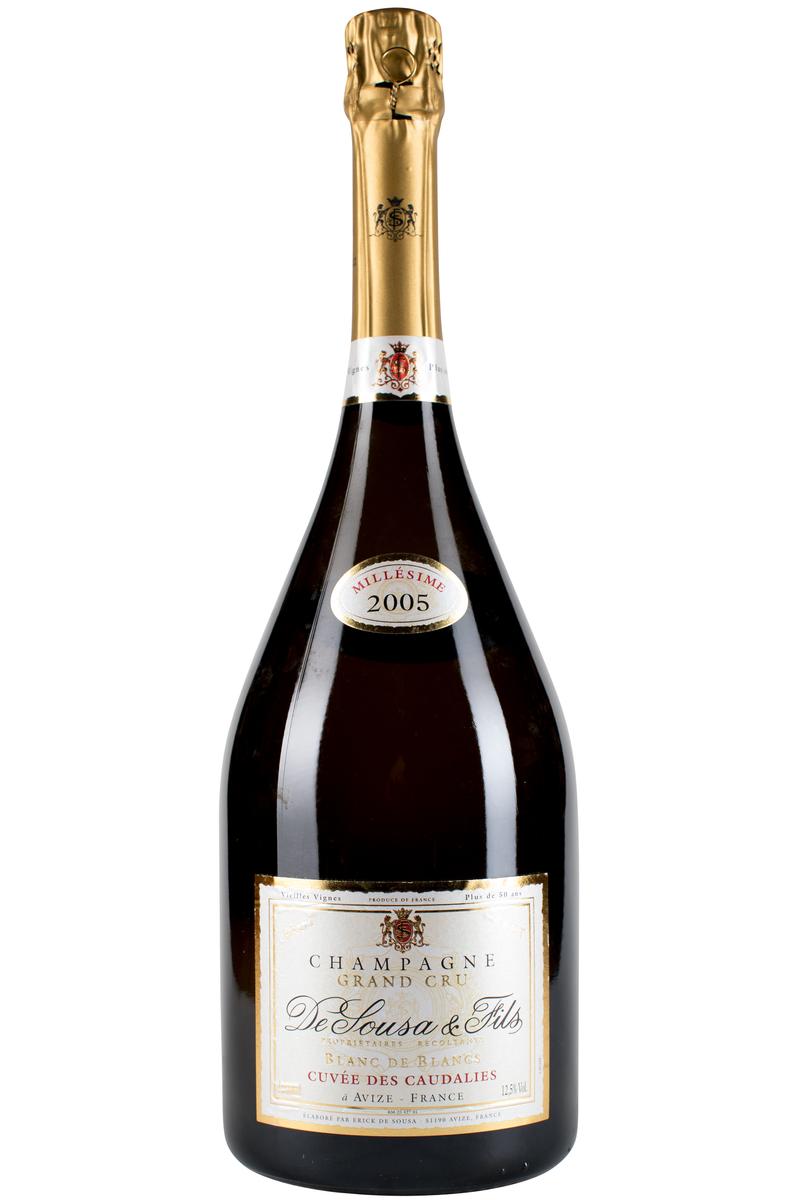 Champagne de Sousa Cuvee des Caudalies Magnum